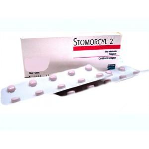 STOMORGYL 2 mg - combaterea infectiilor buco-dentare la caini si pisici