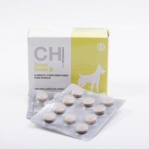 SUPER BIOTIN B, supliment pentru piele si blana, 60 comprimate