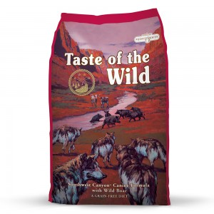 Taste of the Wild SouthWest Canyon Canine Formula 12,7 kg