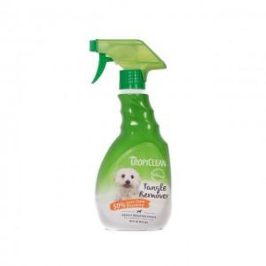Spray pentru descalcirea blanii, Tropiclean Tangle Remover, 473ml