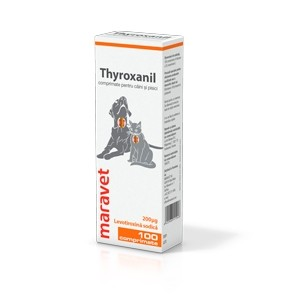 Thyroxanil 200 μg, 100 comprimate