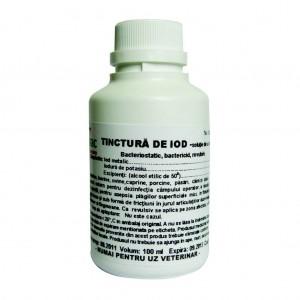 TINCTURA DE IOD 100 ml