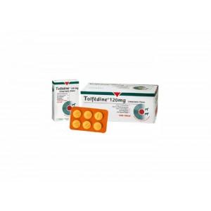 Tolfedine 120 mg 6 comprimate antiinflamator nesteroidian pentru caini