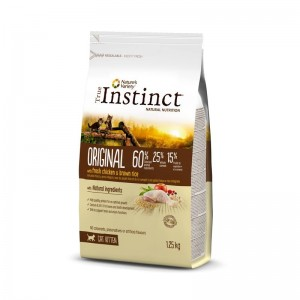 True Instinct Cat Original Kitten cu Pui, 1.25 kg