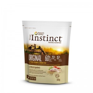 True Instinct Cat Original Kitten cu Pui, 300 g