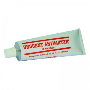 UNGUENT ANTIMICOTIC 30 g