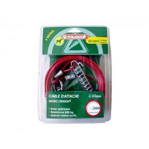 Zolux Cablu cu amortizor 6.0 m