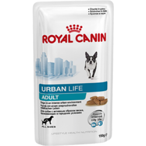 Royal Canin URBAN ADULT DOG 10 Plicuri x 150g