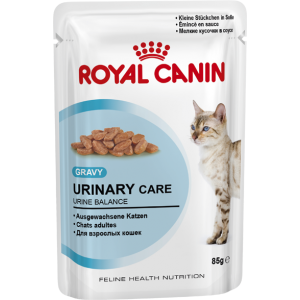 Royal Canin Urinary Care In Gravy 12 Plicuri x 85 g