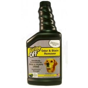 Urine Off Veterinary Odor & Stain Remover Dog & Puppy, 500 ml