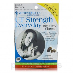 Ut Strength Everyday Bite-sized Chews Feline 60 tablete