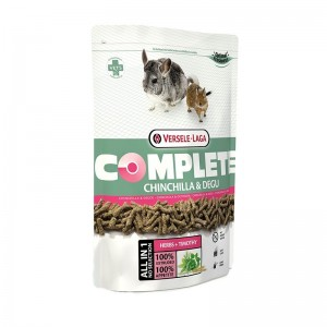 Versele Laga Complete Chinchilla and Degu, 500 g