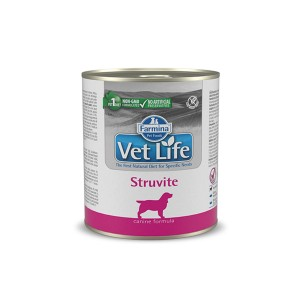 Vet Life Natural Diet Dog Struvite, 300 g