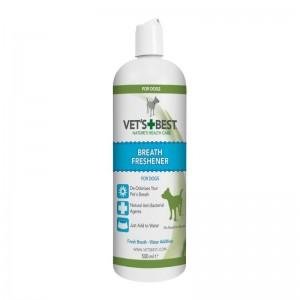 Vet's Best Breath Freshener, 500 ml