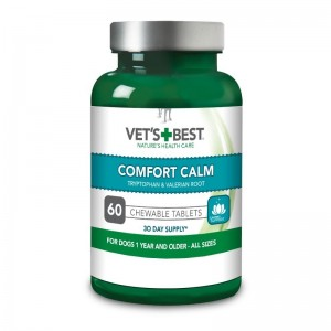 Vet's Best Comfort Calm, 60 tablete