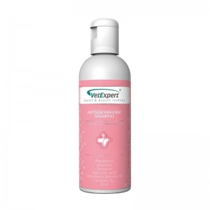 VetExpert Sampon AntiSeboreic, 250 ml