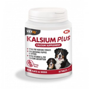 Vetiq Kalsium Plus, 60 tablete