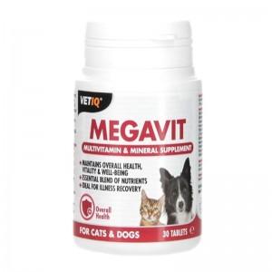 Vetiq Megavit Megavit, 30 tablete