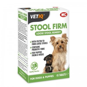 Vetiq Stool Firm, 45 tablete