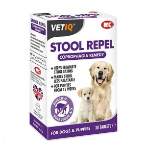 Vetiq Stool Repel, 30 tablete