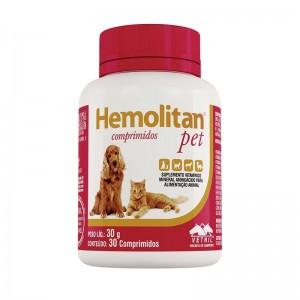 Vetnil Hemolitan Pet, 30 comprimate