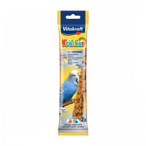 Batoane pentru perusi, Vitakraft Kracker Ace-Vitamine, 60 g