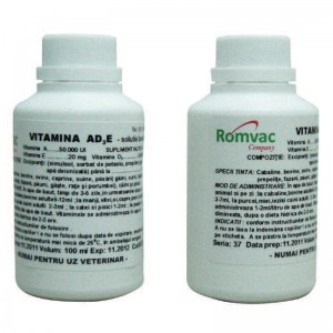 VITAMINA AD3E 100 ml