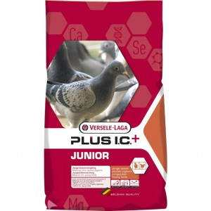Hrana porumbei, Versele-Laga Junior Plus IC+ Black, 20 kg