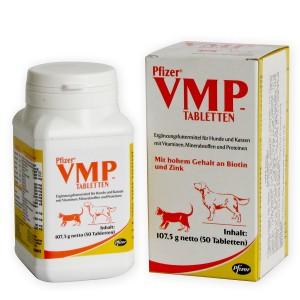VMP Tabs 50 tablete - vitamine,minerale,proteine pentru caini si pisici