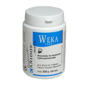 Weka tabs 250 tablete