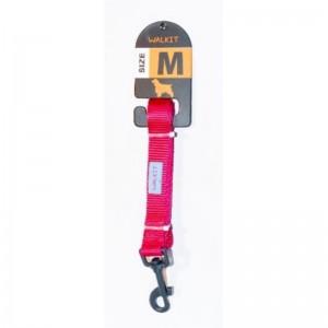 Walkit Lesa caine rosu carmin (M) 2 x 120 cm