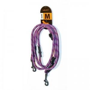 Walkit Special Round Rope Lesa caine violet (M) 0.8 x 200 cm