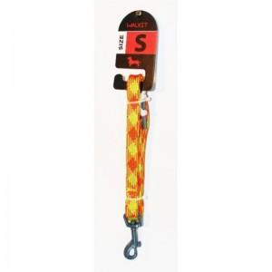 Walkit Special Tubular Multicolor Lesa caine portocaliu galben (S) 1.6 x 150 cm