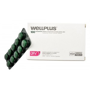 Wellplus, 100 tablete