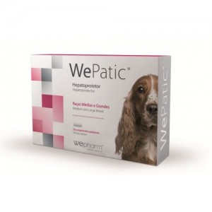 WePatic Medium and Large Breeds, 30 tbl