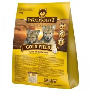Wolfsblut Gold Fields Puppy, 15 kg