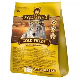 Wolfsblut Gold Fields Small Breed, 15 kg