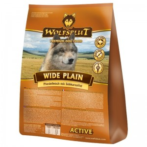 Wolfsblut Wide Plain Active, 7.5 kg