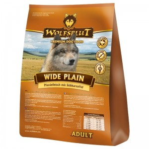 Wolfsblut Wide Plain Adult, 15 kg