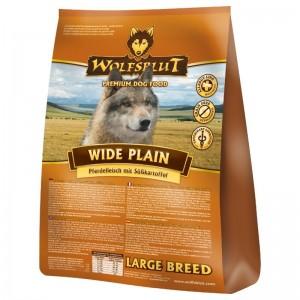 Wolfsblut Wide Plain Large Breed, 7.5 kg