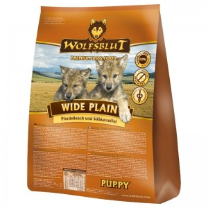 Wolfsblut Wide Plain Puppy, 15 kg