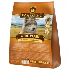 Wolfsblut Wide Plain Small Breed, 7.5 kg