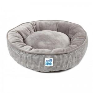 Culcus pentru caini si pisici, Mon Petit Ami Gizmo, S (53xH10 cm), Bej