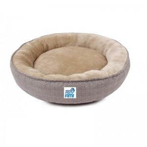 Culcus pentru caini si pisici, Mon Petit Ami Gizmo, M (63xH11 cm), Maro