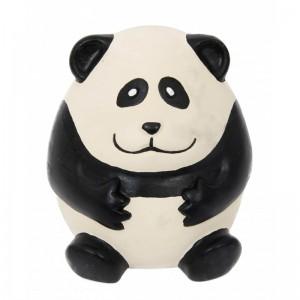Jucarie panda din latex, Mon Petit Ami, 8 cm