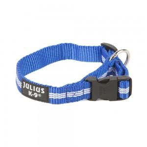 Zgarda IDC reglabila, albastra,19 mm x 27-42 cm