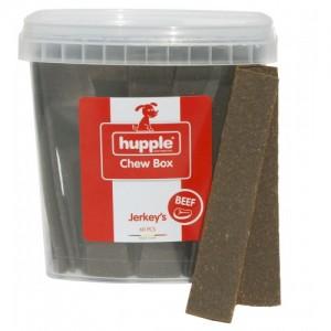 Hupple Chews Box Jerkeys Beef 60 buc/set