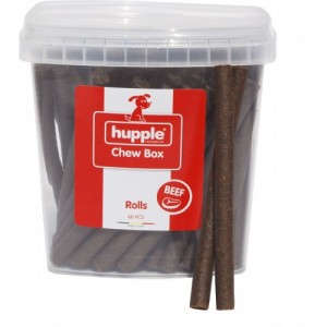 Hupple Chews Box Dental Rolls 60 Buc/set
