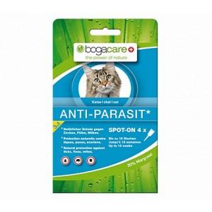 Bogacare Pipeta Antiparazitare Pisica 4x0.75 ml