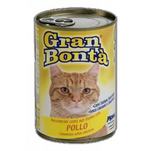 Gran Bonta Cat Cons Pui 400 G
